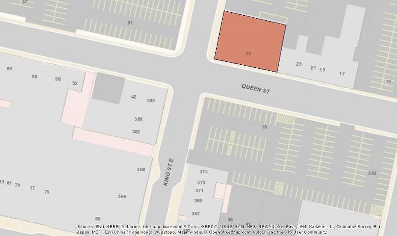 Project Details - Utilities Kingston