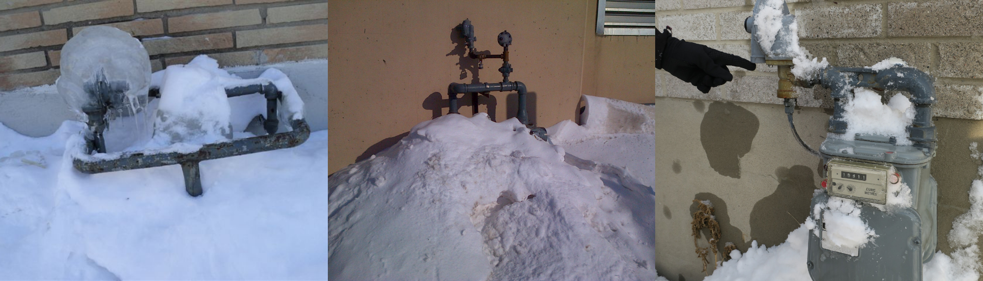 Keep your gas meter accessible and safe - Utilities Kingston