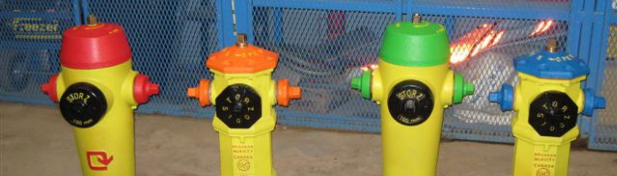 Fire hydrant inspection and flow rating