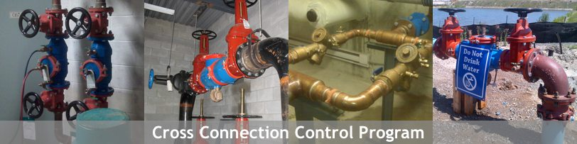 Cross Connection Control Program