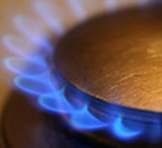 Natural gas rate review, effective August 1
