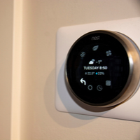 Electricity and gas customers can save on home cooling costs with the Smart Thermostat Program