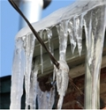 Heavy rains and ice build-up forecast: prepare with utility information